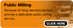 Public Milling - Because of rising demand we now provide dedicated public milling services.